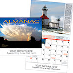 Weather Almanac Wall Calendars